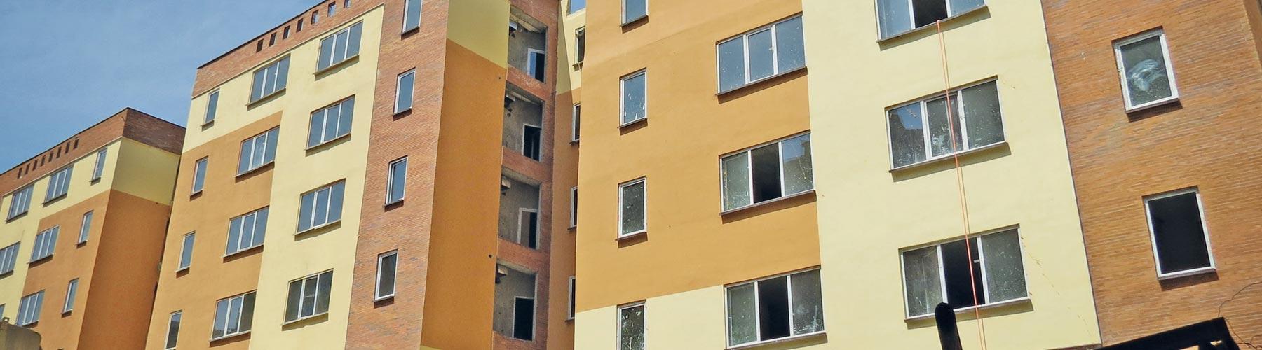 رنگ پوششی نمای ساختمان