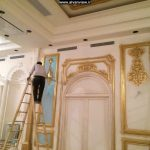 نما سازی داخلی ساختمان