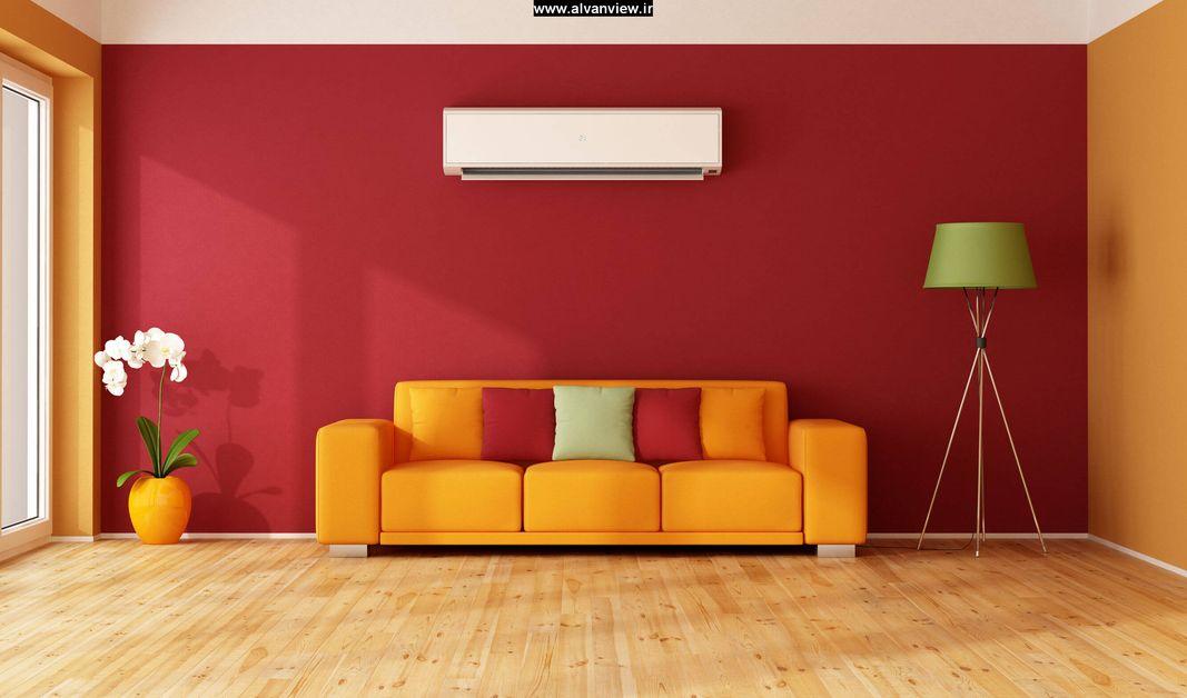 رنگ داخلی دیوار