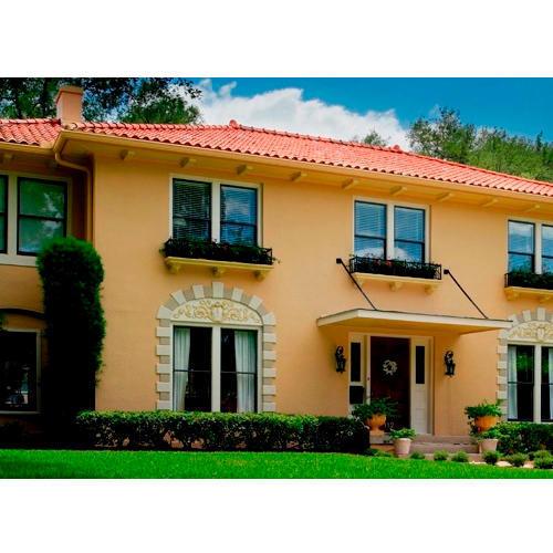 خرید و فروش و قیمت رنگ نمای بیرونی اکرلیک ساختمان